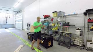 The Smart Woodshop isn't just a tool trailer