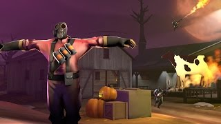 The INVISIBLE Pyro! TF2 PropHunt, The Legend Of Publo