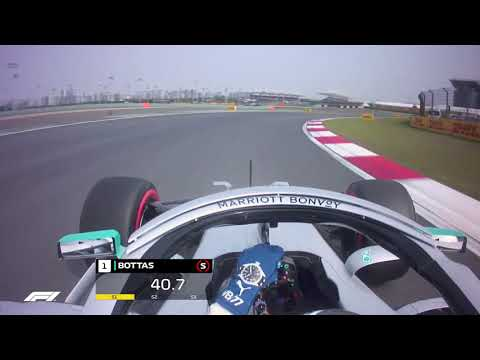 2019 Chinese Grand Prix | Valtteri Bottas' Pole Lap | Pirelli