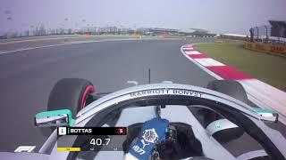 2019 Chinese Grand Prix: Valtteri Bottas Pole Lap | Pirelli