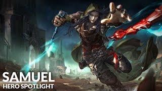SamuelHeroSpotlight