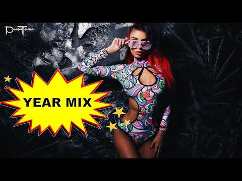 Best Dance Music 2017 2018 dj Club Mix (PeeTee Yearmix Part 1)