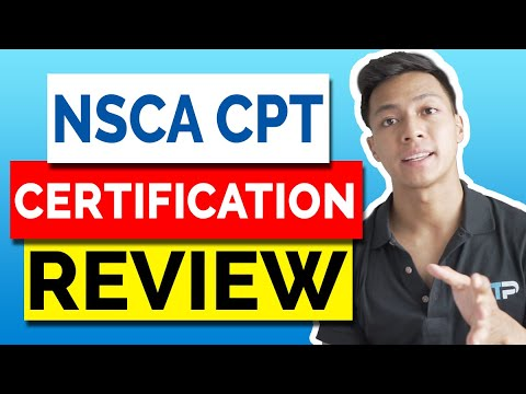 NSCA CPT Certification Review [2021] - Exam Cost + Pros & Cons ...