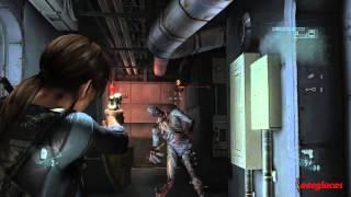 Resident evil Revelations HD Asalto ZANJA Nivel 1 al 5 Rango S