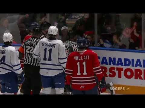 Tyler Tullio vs. Duncan Penman