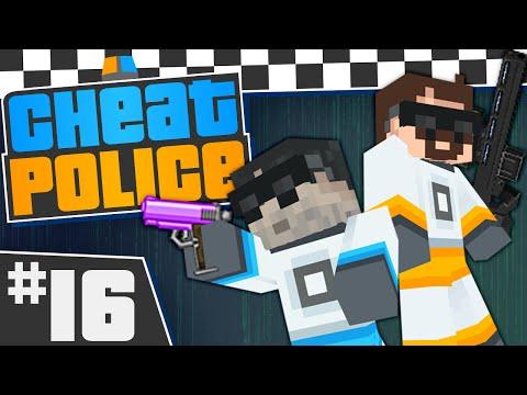 Minecraft Walkthrough Show Me The Money Cheat Police 12