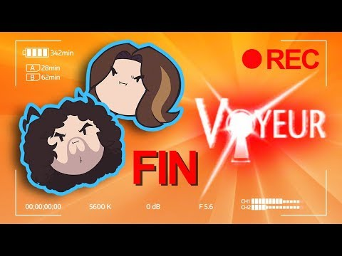 Voyeur: The Truth Comes Out - FINALE - Game Grumps