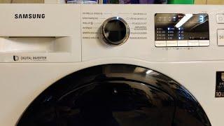 Samsung Waschmaschine WW4500, AddWash™, 7 kg, weiß