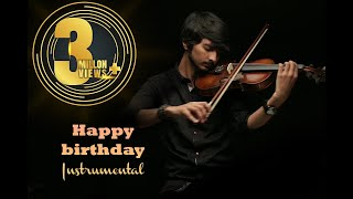 Happy Birthday  Instrumental