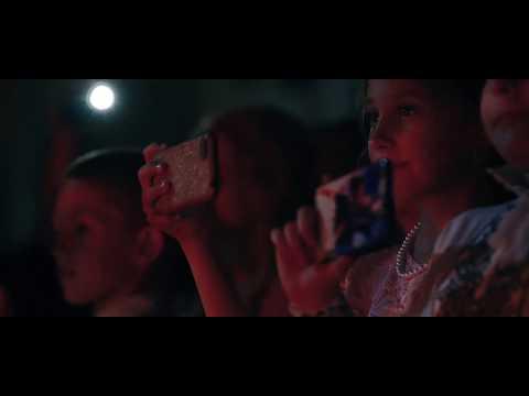 "Огненнае шоу ""Театр Идей"", відео 1"