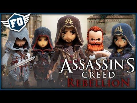 MOBILNÍ EZIO - Assassin's Creed: Rebellion