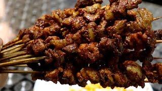 想吃羊肉串不用去夜市,方法教你在家烤,健康无油烟,做法超简单
