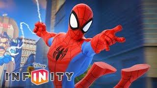 HOMEM ARANHA - Jogo Disney Infinity 2.0 Super Heróis Marvel Em Português