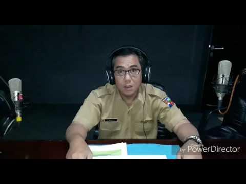 """Bincang"""" dengan bapak Firdaus selaku Seketaris Dinas Perumahan Dan Pemukiman Kota Bogor"""