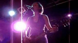Juliana Hatfield  - Backseat (live)