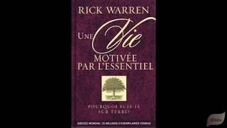 """CE QUE PENSE JOHN MAC ARTHUR SUR LE LIVRE DE RICK WARREN """"Une vie motivée par l'essentiel&q"""