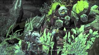 preview picture of video 'Darksiders 2 Playthrough Part 11: Business in Tri-Stone & Roaming in The Fjord (German / HD)'