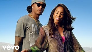Future  Ft. Kelly Rowland   Neva End (Remix) [Official Music Video]