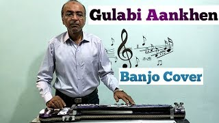 Gulabi aankhen Cover On Banjo Ustad Yusuf Darbar / 7977861516