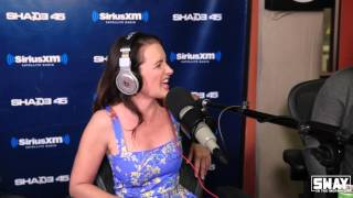 """Kristin Davis plays with boys in """"Sex & The City"""" to Elephants in the """"Gardeners of Eden"""""""