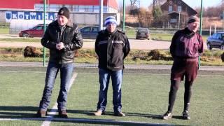 Sylwestrowy mecz Kotwicy Korczyna. Życzenia od prezesa