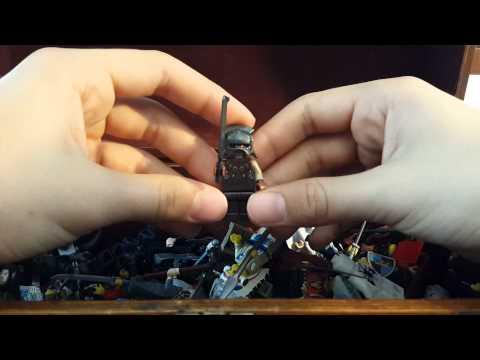 Что в моем сундучке?Мои рандомные Лего фигурки.