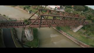 Bridge and Old railway | FPV FREESTYLE