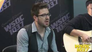 """103.7 WSOC: Danny Gokey performs """"My Best Days Are Ahead of Me!"""""""