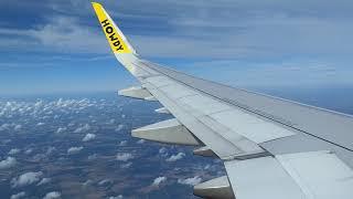 Our spirit flight from Orlando to Atlantic City NJ