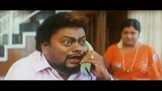 5 ವರ್ಷ ಆದ್ಮೇಲೇ ತಂದೆ ಆಗಿದಿಯ, ಮತ್ತೆ ಅಷ್ಟೊಂದು ರಿಸ್ಕ್ ಬೇಕಾ | Prajwal, Komal & Sadhu Kokila Comedy Scenes