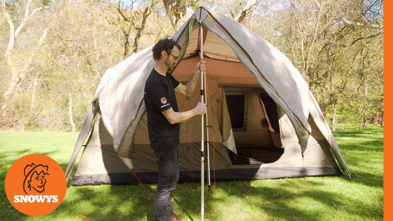 Turbo Lite Cabin 450 Tent