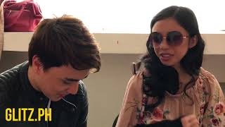 MayWard in Taiwan Interview Part 4- Maymay and Edward's song for each other