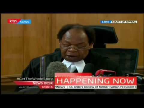 IEBC wins tender case as Court of Appeal throws out High Court ruling