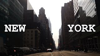 preview picture of video 'New York - The Streets'