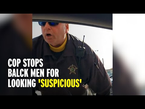 Cop Fired After Stopping Black Shoppers For Being 'Suspicious'   NowThis