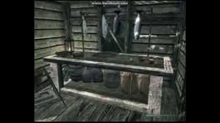 Хижина Рыбака для Skyrim