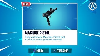 "Arena Solo! // NEW ""MACHINE PISTOL"" Coming Soon - Fortnite Chapter 2 (Fortnite Battle Royale LIVE)"