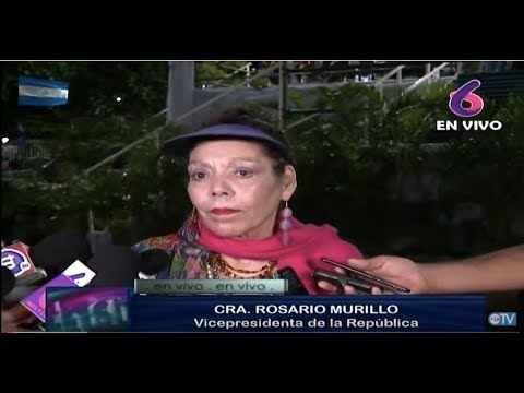 Compañera Rosario Murillo: ¡El somocismo está muerto, no pudieron, ni podrán!