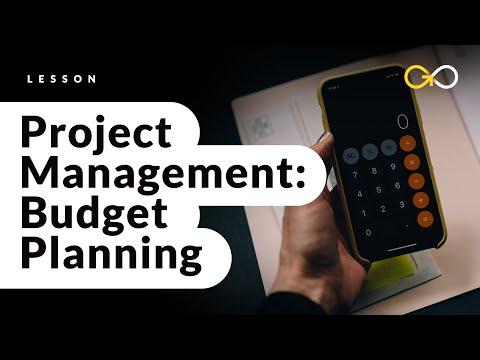 Project Management Budget Planning - Project Management Basics ...