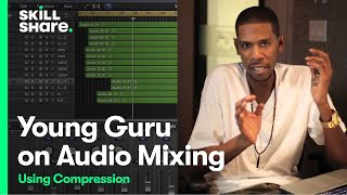 Young Guru's Essentials of Audio Mixing: How to Use Compression