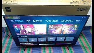 mi tv 4a 43 inch unboxing - मुफ्त ऑनलाइन