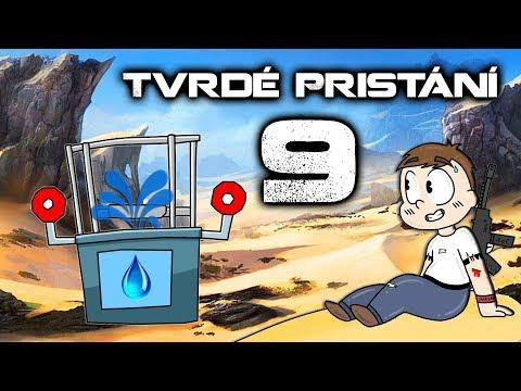 Automat na Vodu a Stroj na Plasty - Tvrdé Přistání - díl 9 - /w McCitron