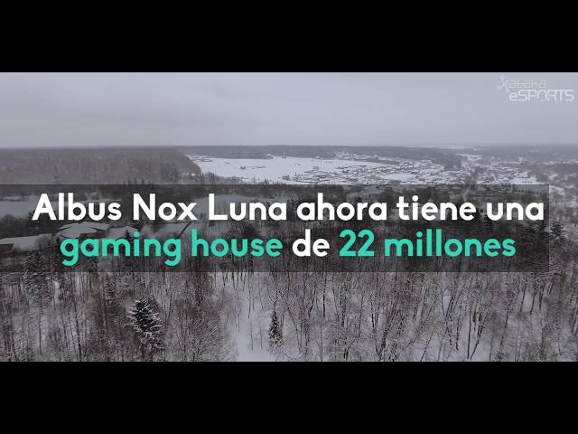 La gaming house de 22 millones de dólares