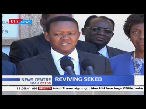 Ukambani leaders vow to bring back South Eastern Kenya Economic Block{SEKEB}