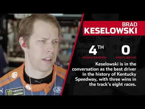NASCAR Countdown: Post Daytona power rankings 1-10