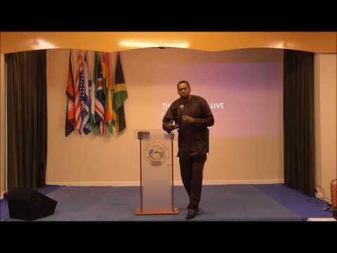 THE LIFE THAT I LIVE by Pastor John Ogbuagu