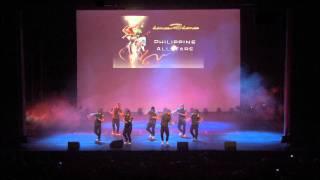 PHILIPPINE ALLSTARS @ DANCE2DANCE 2011