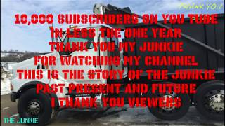 10,000 SUB ON YOU TUBE MY PAST PRESENT & FUTURE🛠🔩🏎🚛🍼