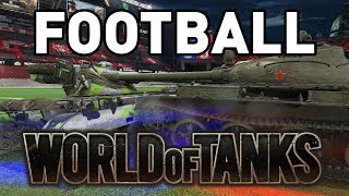 Football in World of Tanks! (2018)
