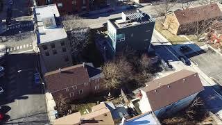 Chicago, Illinois Drone Flight | DJI Phantom 3 Footage